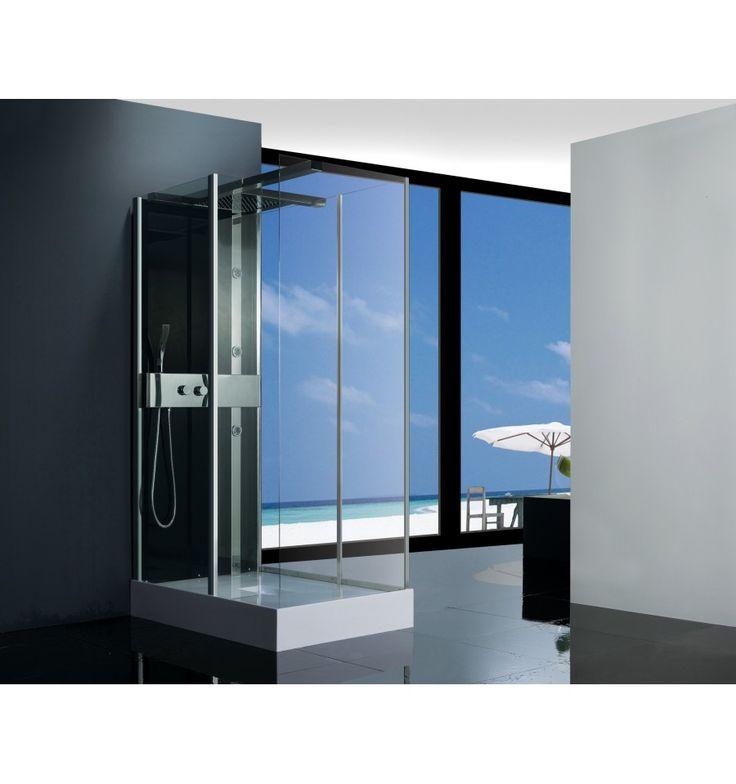Les 25 meilleures id es de la cat gorie coin cabines de douche sur pinterest - Cabine de douche petite taille ...