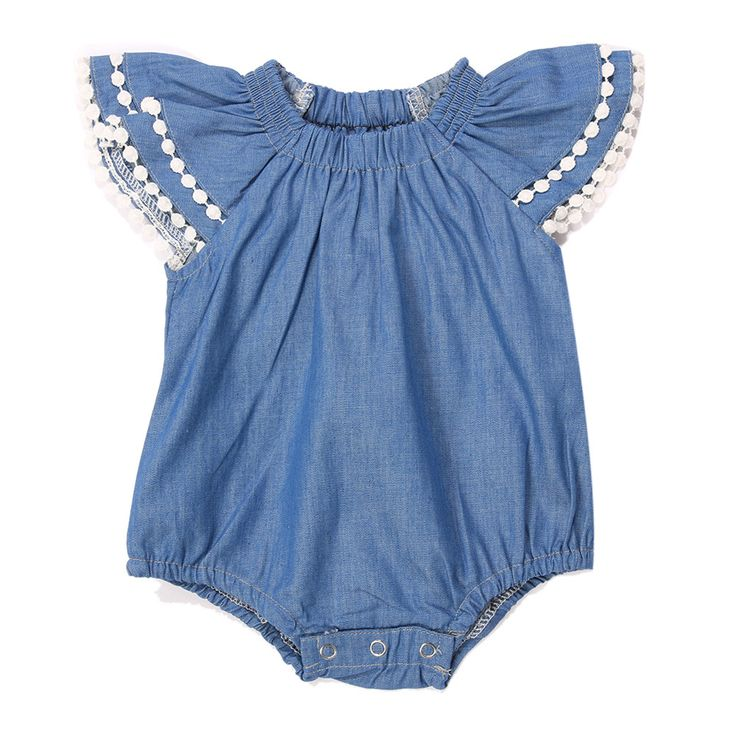 Item Type: Bodysuits Department Name: Baby Style: Fashion Pattern Type: Solid Collar: O-Neck Brand Name: JOCESTYLE Fit: Fits true to size, take your normal size Gender: Baby Girls Material: Cotton,Pol