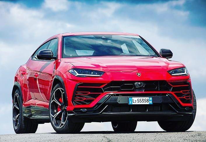 2019 Lamborghini Urus Lamborghini Lambo Urus
