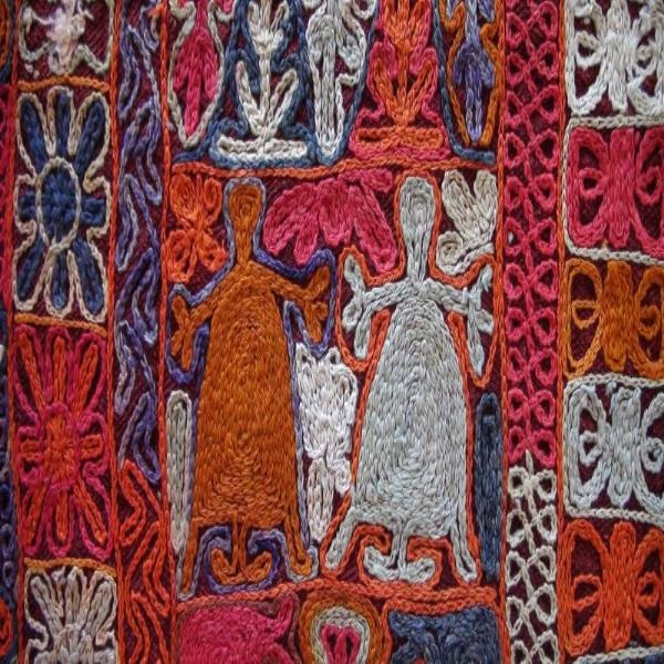 98 Best S. Iraqi Embroidered Rugs Images On Pinterest