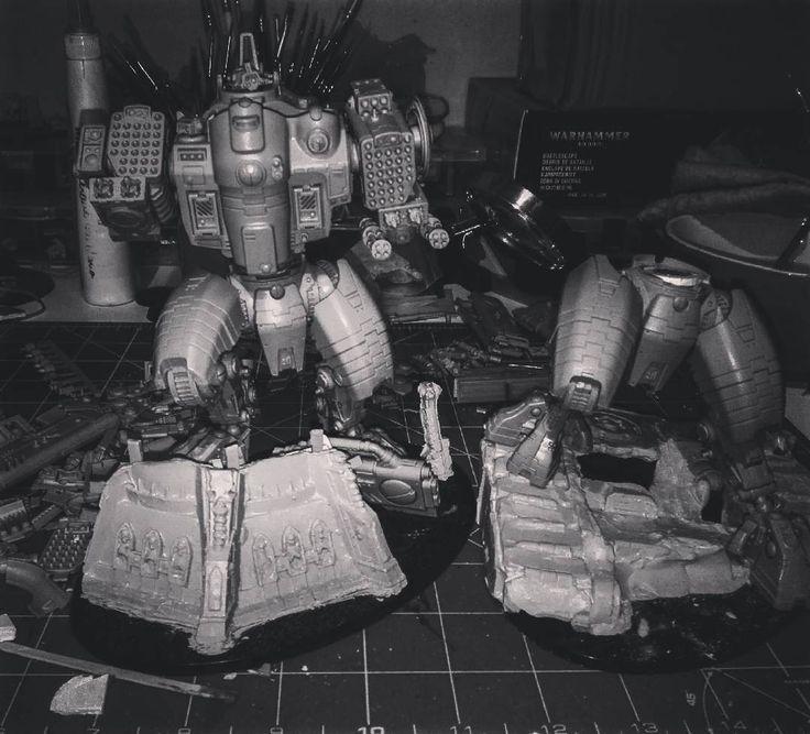Second stormsurge on fellblade.  #warhammer30k #warhammer40k #warhammer #wh #wh40k #tau #basing #terrain #tabletop #tabletopgames #wargames #miniature #paintingwarhammer #miniwargaming