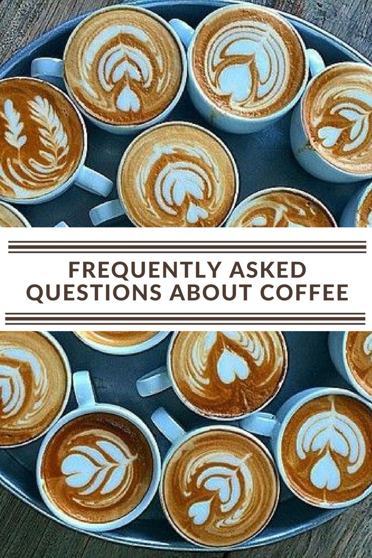Some frequently asked questions of coffee you should know. Visit homekitchenary.com for more