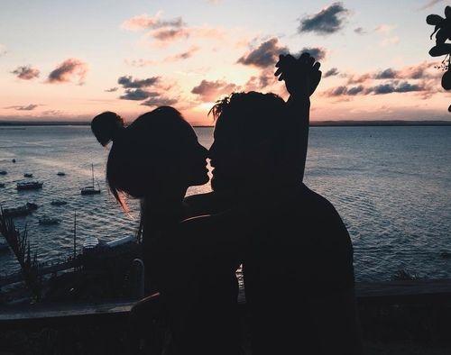 Fotos que tu amorcito y tú necesitan tomarse en la playa