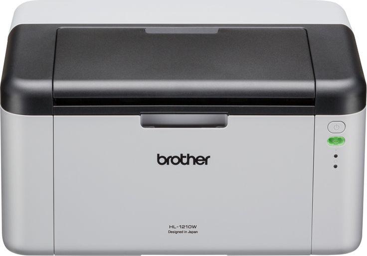 Εκτυπωτής Ασύρματος Brother HL-1210W Laser Μονόχρωμος με 104.50€ | PcShopping.gr