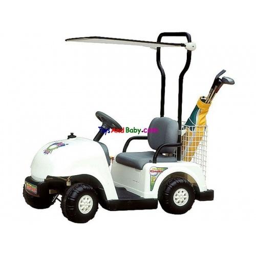 National Products Junior Golf Cart 6 Volt Ride On NPL ...
