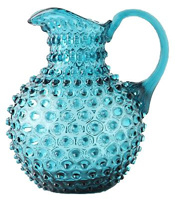 Google Image Result for http://tobifairley.com/blog/wp-content/uploads/2011/04/ANTHROPOLOGIE-Hobnail-Pitcher.jpg