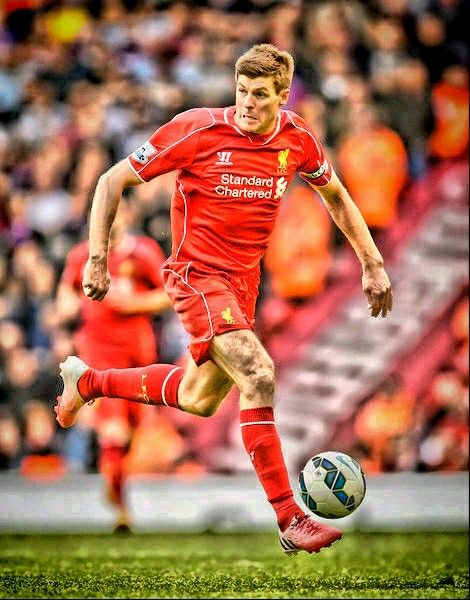 Stevie G #captainFantastic