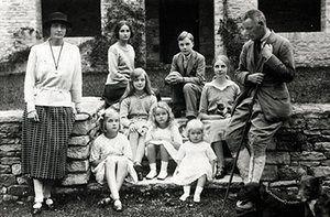 Duchess of Devonshire: The Mitford family NANCY MITFORD: THE BIG TEASE
