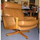 tessa swivel chair reupholstered - Google Search