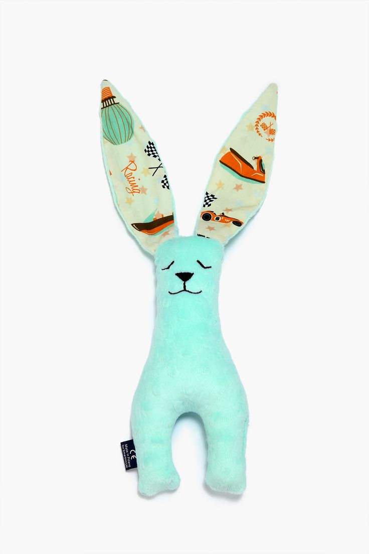 bunny mint with vintage cars