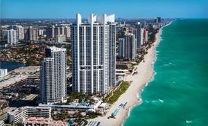 Groupon - Stay at Trump International Beach Resort in Miami Beach in Miami Beach. Groupon deal price: $183.0.00