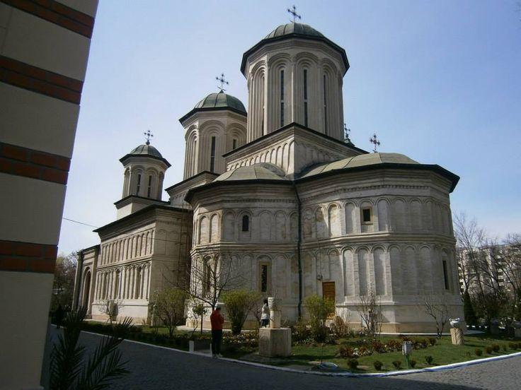 Biserica Manastirii Radu Voda