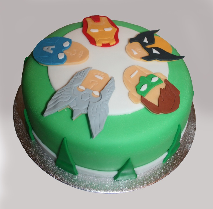 ... cake on Pinterest  Groom cake, Birthday cakes and Superhero cake
