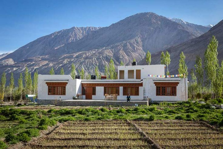 Nubra Eco-Lodge
