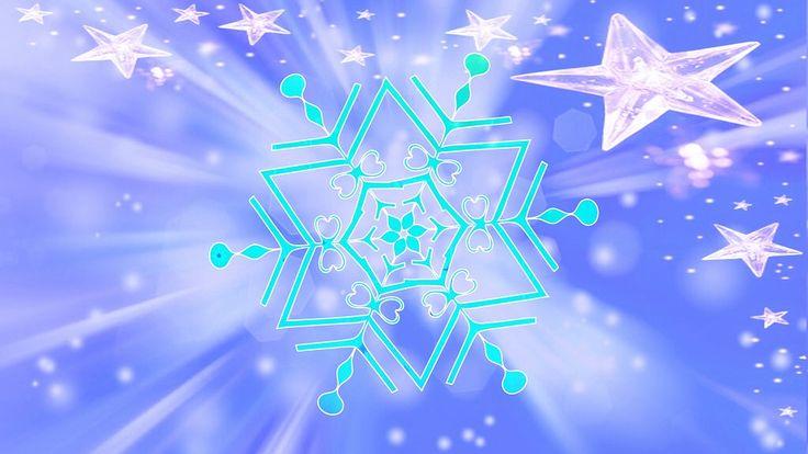 Płatka Śniegu, Gwiazda, Karta Z Pozdrow, Nadejście