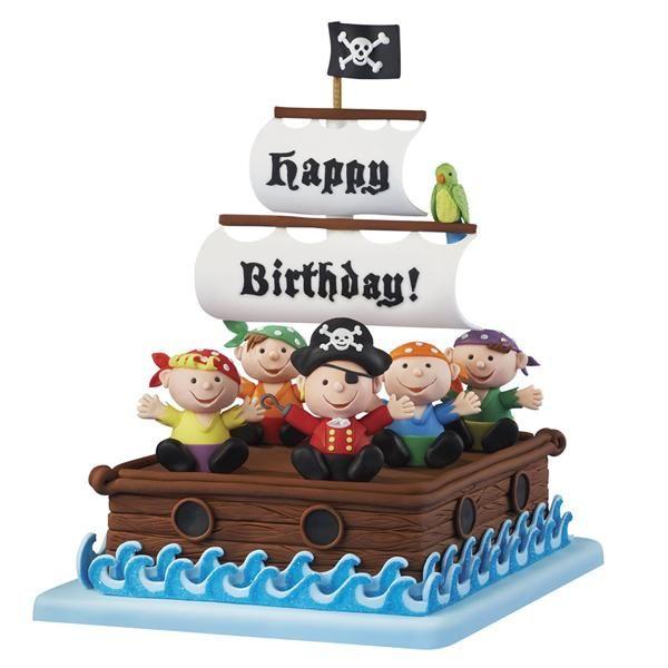 Birthday on the Bounty Cake ~ oh my, so cute!