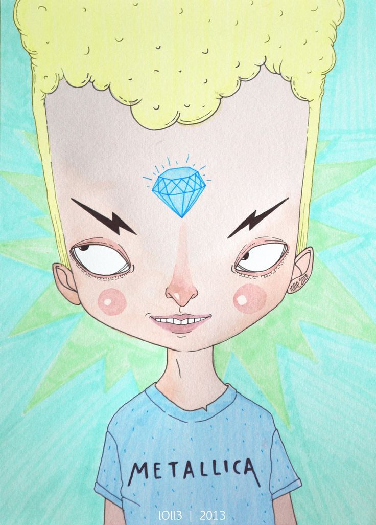 Beavis by l0ll3.deviantart.com on @DeviantArt