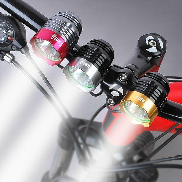 2014 bicycle accessories bike head lights set bike light waterproof rechargeable