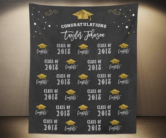 PRINTED chalkboard graduation sign 2020 Grad Sign Class of 2020 Graduation sign Graduation Party Decoration Graduation Photo Prop Sign