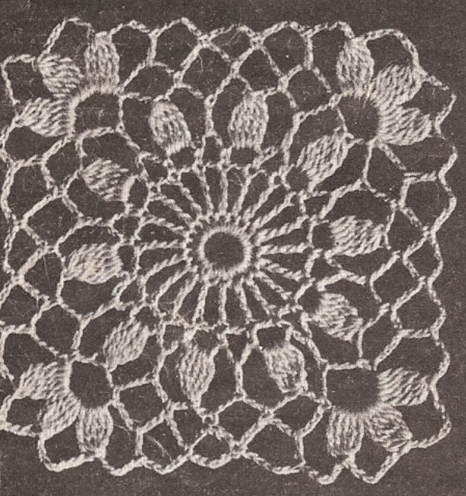 534 best Crochet Doilies, Table Runners, Tablecloths images on ...