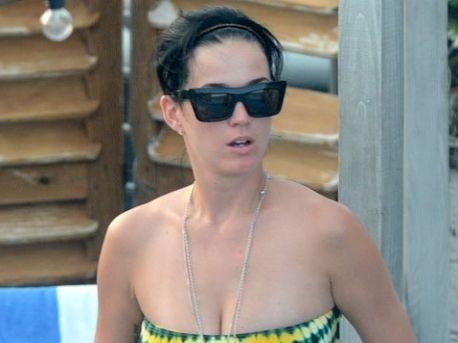 Katy Perry se la pasa cool en este verano