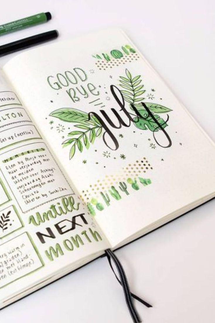 bullet journal bujo planer ideen für wöchentliche spreads studygram studygram callig … #bu…