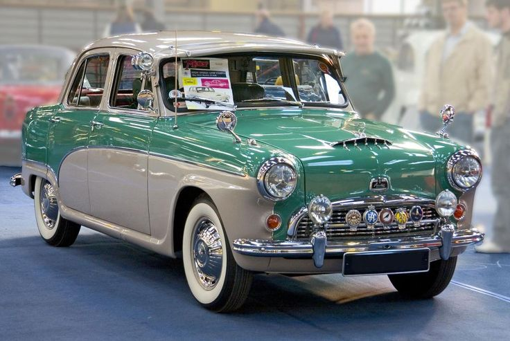 Austin A 105 This model driven by Jack Sears won the 1958 saloon car championship