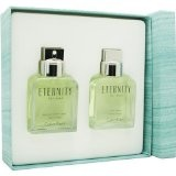 Eternity by Calvin Klein for Men, Set (Eau De Toilette Spray 3.4 Ounce, After Shave 3.4 Ounce) (Health and Beauty)By Calvin Klein