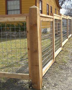 Fence Company Austin | Bull Panel Fencing