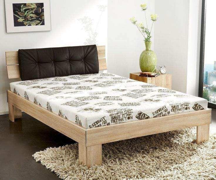Futonbett 180 200 Mit Lattenrost Und Matratze Luxury Polsterbett Lando Bett 180 200 Cm Weiss Mit Lattenrost Und