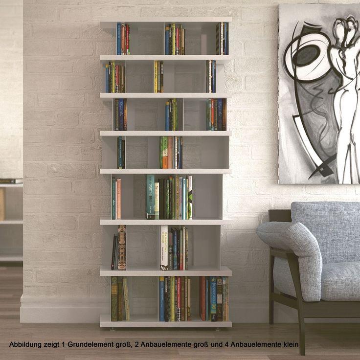die besten 25 b cherregal buche ideen auf pinterest tv m bel buche paletten entertainment. Black Bedroom Furniture Sets. Home Design Ideas