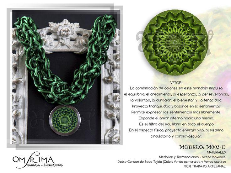 Mandala  Accesorios con Energía  Omsrima Copyright © 2013   Mas Informacion y pedidos onshirman@gmail.com Facebook / Omsrima Mandala Energia Vital Jewellery