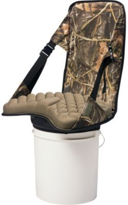 17 best images about ice fishing on pinterest buckets for Ice fishing seat