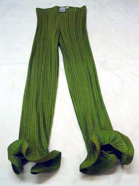 Trousers Issey Miyake 1997