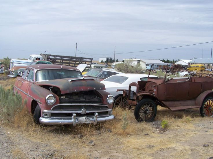 Junkyard Tours 8000 Cars Revisited