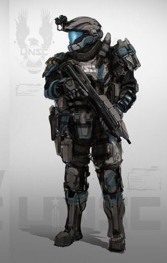 I love this design for ODSTs