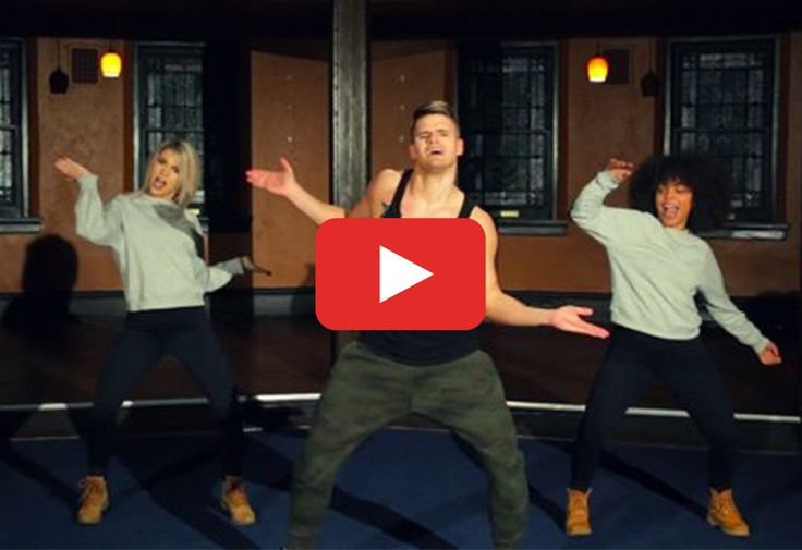 We can't stop watching. #dance #workout #videos http://greatist.com/move/dance-workout-videos-are-a-gift-to-us-all
