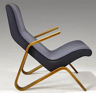Eero Saarinen Knoll Grasshopper chair.