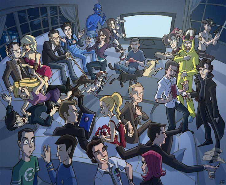 Количество сериалов растет в геометрической прогрессии, а посмотреть вечером все равно нечего. Мы хотим помочь Вам не растеряться в этом важном выборе, и уже подобрали несколько самых новых сериалов с нетривиальным сюжетом о людях и технологиях. Мистер Робот (Mr. Robot) Для фанатов: Матрицы, Девушки с татуировкой дракона, Бойцовского клуба «Мистер Робот» – это действительно все эти фильмы в одном крутом сериале. Основная идея, которая движет сюжетом – в современных реалиях мы все являемся…
