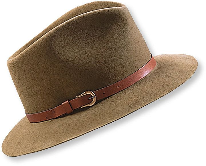 Moose River Hat.Created for anglers, our Stetson Moose Fishing Hat was designed for rugged use, with a wide brim that protects against sun and the elements. https://api.shopstyle.com/action/apiVisitRetailer?id=493155232&pid=uid8100-34415590-43