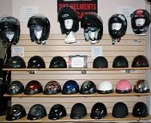 When you wear novelty helmets motorcycle you are reducing the risks of head injury to a great extent.  Since these helmets are comfortable to wear and come in attractive designs, more and more people are turning to it. Affordable cost also makes these helmets the perfect choice for the common man.