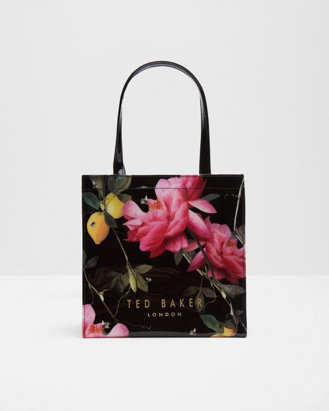 IZZICON Citrus Bloom small shopper bag - Ted Baker