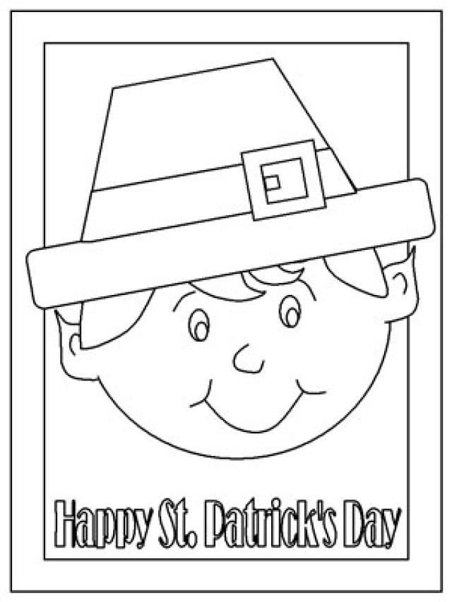 112 best St Patricks Coloring Pages images on Pinterest ...