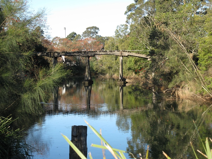 Bomaderry  Creek Bomaderry NSW