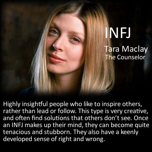 Buffy the Vampire Slayer MBTI: Tara (INFJ). www.fanpup.me/blog/buffy-the-vampire-slayer-personality-test