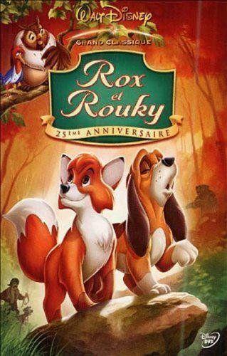 Rox et Rouky- 25 Novembre 1981
