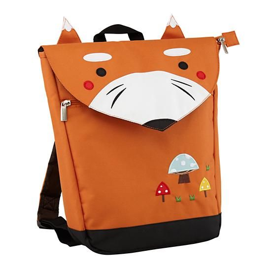 Teacher's Pet Backpack (Fox)Animal Backpacks, Backpacks Design, Foxes Backpacks, Kids Stuff, Teachers Pets, Kids Backpacks, Pets Backpacks, Land Of Nod, Backpacks Foxes