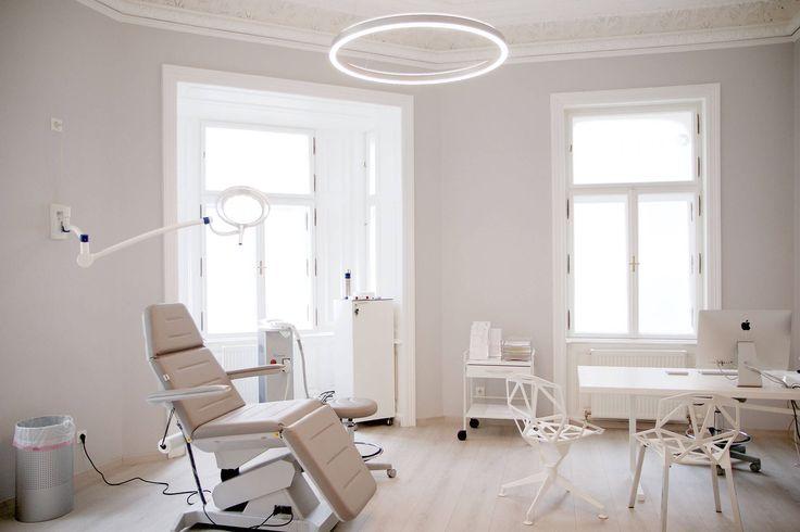 Impressionen der #Kardiologie #Wien von Dr. #Sporn - #Untersuchungsraum #Ordination #Praxis Dr Raffael Sporn - Wien 2. Bezirk - Kardiologie, Angiologe