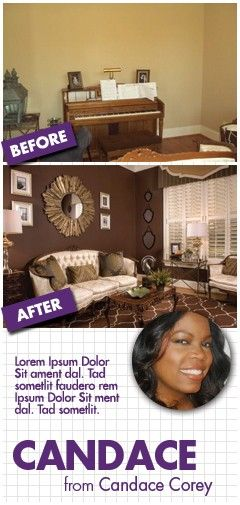 Family dollar home makeover challenge sweepstakes home - Interiors by design family dollar ...