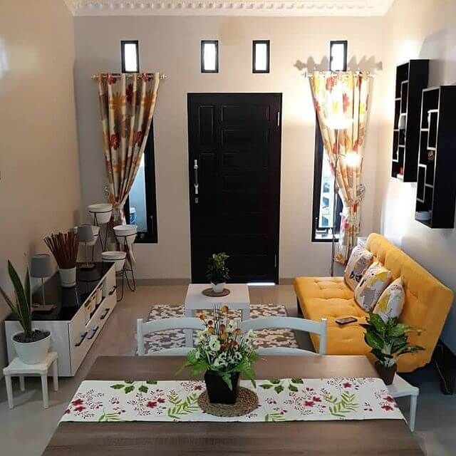 30 Big Ideas For Small Space That Will Blow Your Mind Engineering Discove Small House Interior Design Interior Design Living Room Small Small House Interior Living room for small house
